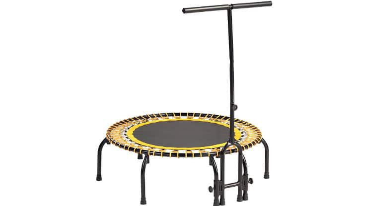 Comparatif meilleur trampoline de fitness