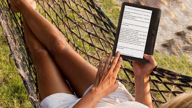Comparatif meilleure liseuse numérique