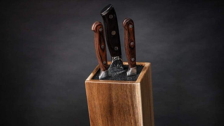 Comparatif meilleur bloc de couteaux de cuisine