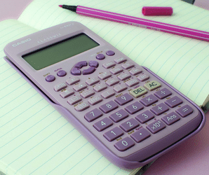 Comparatif calculatrice scientifique