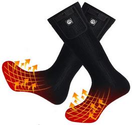 Comparatif chaussettes chauffantes