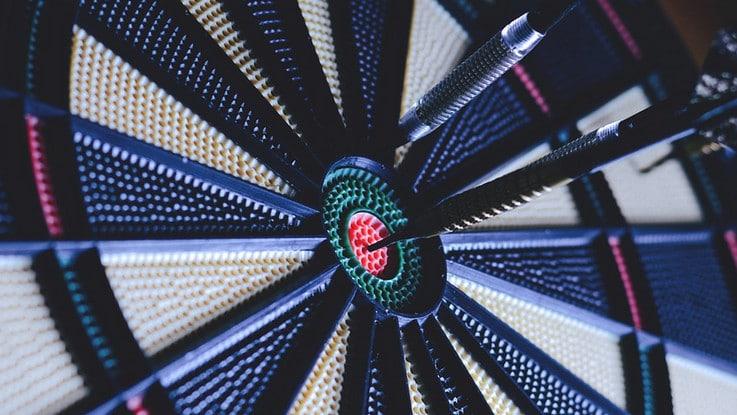 Comparatif meilleure cible de fléchettes électronique