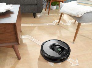 aspirateur robot iRobot Roomba 960 pas cher
