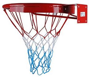 Panier de basket à fixer