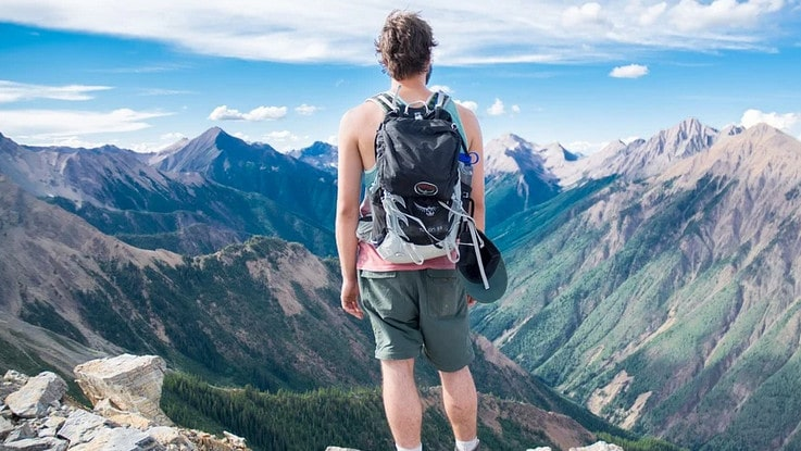 Choisir sac à dos de randonnée