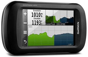 Comparatif GPS de randonnée