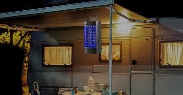 Comparatif meilleure lampe anti moustique
