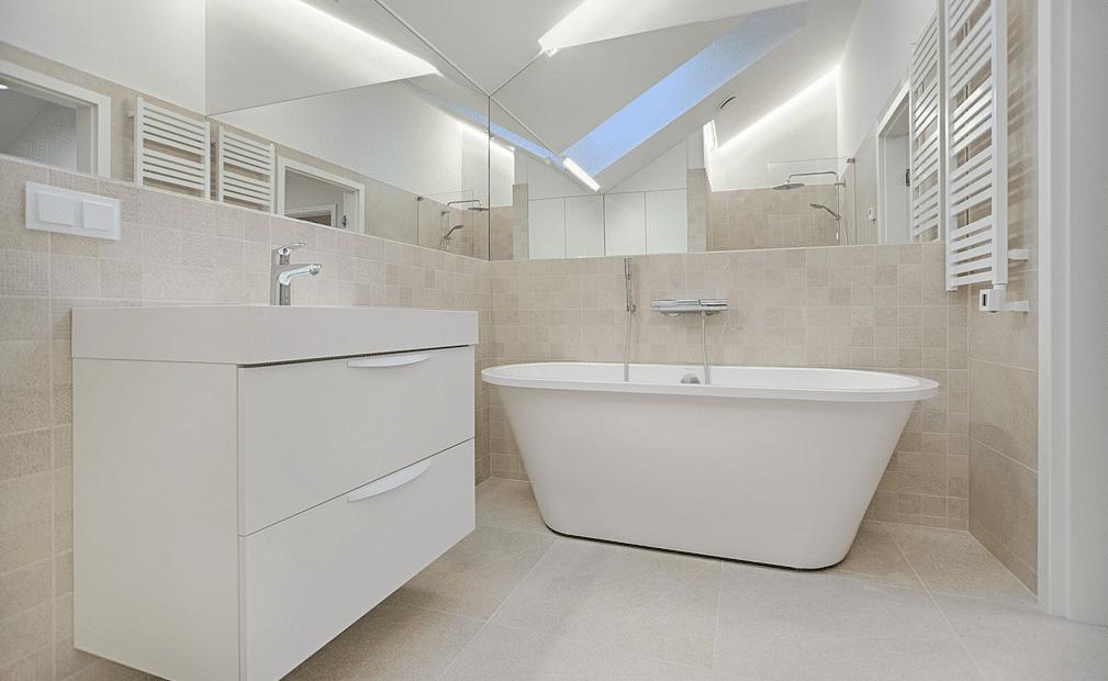 couleur carrelage salle de bain