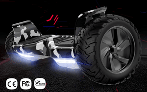 Test hoverboard tout terrain Citysports