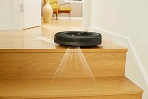 Aspirateur robot détecteur obstacles