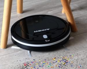 Aspirateur robot ultra plat