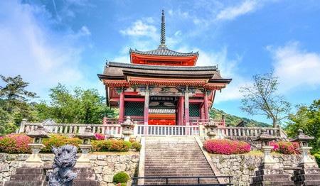 lieux à visiter au japon