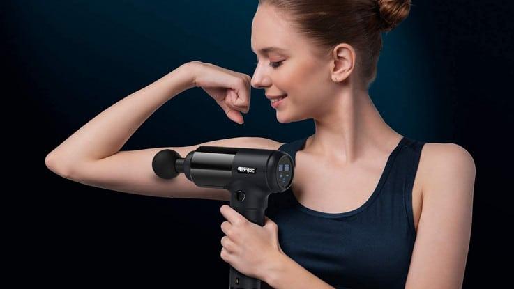 Comparatif meilleur pistolet de massage musculaire