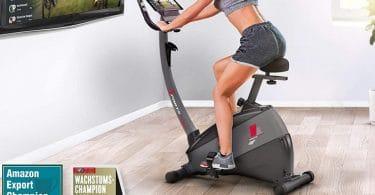 Avis clients vélo d'appartement Sportstech ESX500