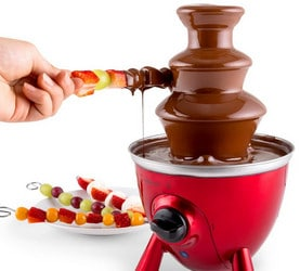 Comparatif fontaine à chocolat