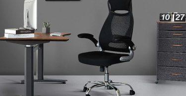 Comparatif meilleure chaise de bureau