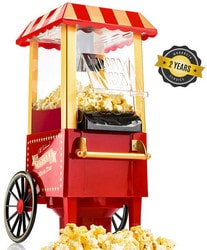 Comparatif meilleure machine à pop corn