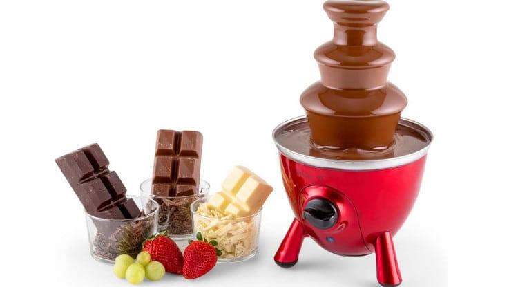 Meilleure fontaine à chocolat