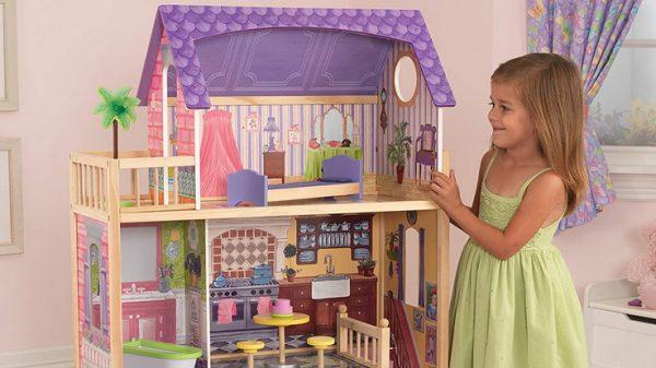 Comparatif meilleure maison de poupée en bois