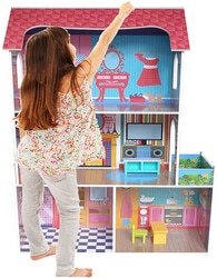 Maison de poupée en bois Kiddi Style