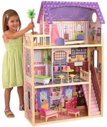 Maison de poupée en bois Kidkraft Kayla 65092