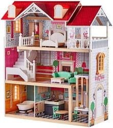 Maison de poupée en bois Top Bright