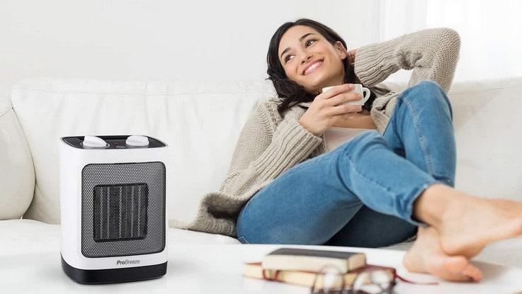 Test mini radiateur soufflant Pro Breeze