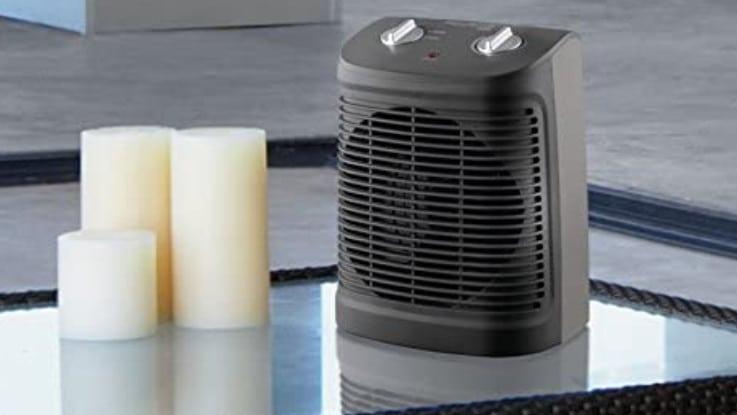 Test radiateur soufflant Rowenta SO2320F2