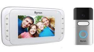 Test visiophone sans fil Byron