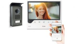 Test visiophone sans fil Extel Connect