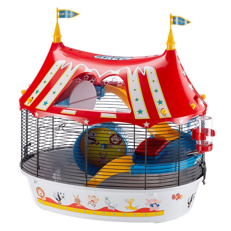 Cage pour hamster Ferplast Circus