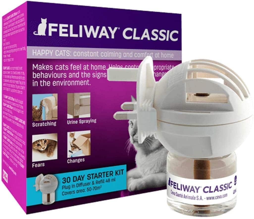 Diffuseur de phéromones pour chat Feliway Classic