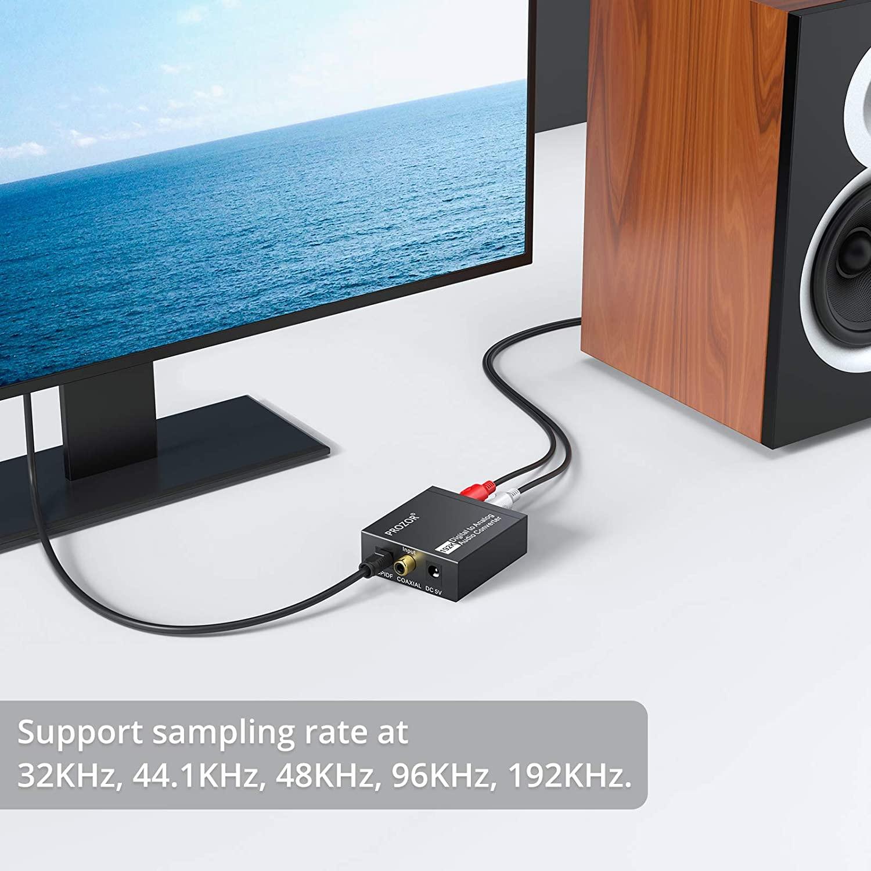 DAC audio Prozor 192 kHz
