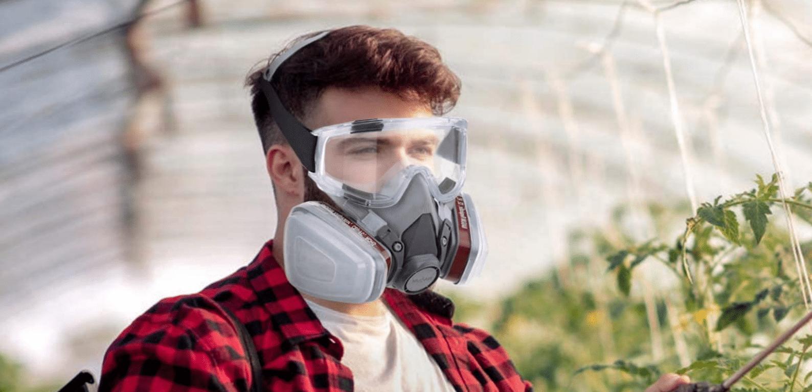 Meilleur masque anti poussière