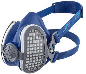 Test et avis sur le masque anti poussière GVS SPR501
