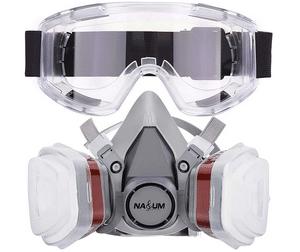 Test et avis sur le masque anti poussière Nasum M401
