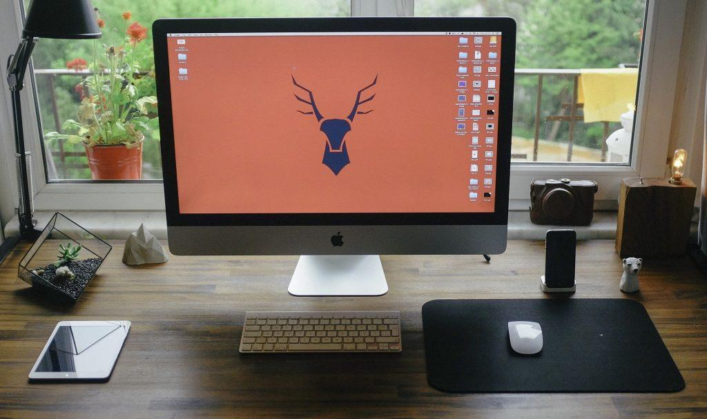 disque dur externe sur Mac
