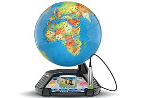 Test et avis sur le globe terrestre interactif VTech Genius XL