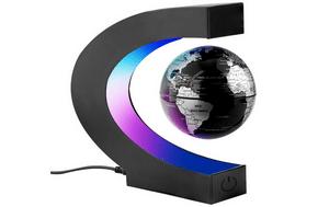 Test et avis sur le globe terrestre lumineux en lévitation Surplex