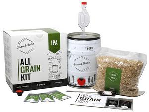 Test et avis sur le kit brassage bière IPA Brew & Share