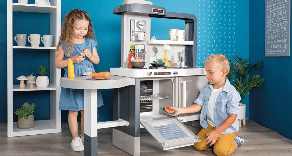 Comparatif pour choisir la meilleure cuisine pour enfant