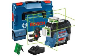 Test et avis sur le niveau laser Bosch Professional GLL 3-80 CG