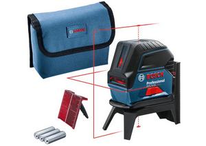Test et avis sur le niveau laser Bosch Professional en croix GCL 2-15