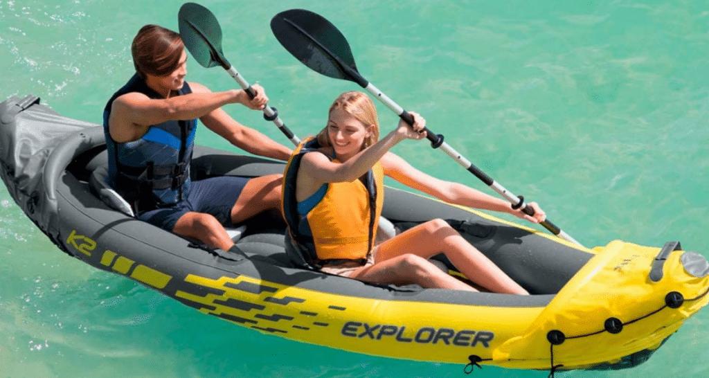 Meilleur kayak gonflable