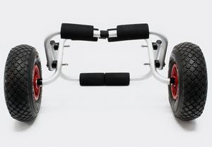 Test et avis sur le chariot pour kayak WilTec