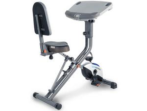 Test et avis sur le vélo de bureau Exerpeutic Exerwork 2000i Bluetooth
